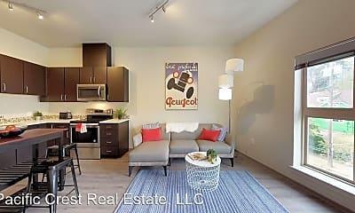 Living Room, 2400 E Boston St, 2