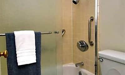Bathroom, 817 N Humboldt St 411, 2
