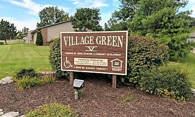 Village Green Senior Apartments, 1