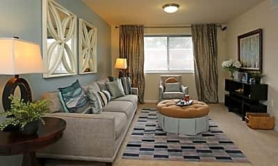 Living Room, Regency Pointe, 1