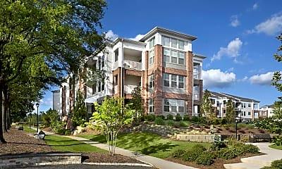 Building, CityPark View Apartments, 1