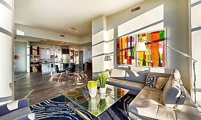 Living Room, 6750 Main St, 1