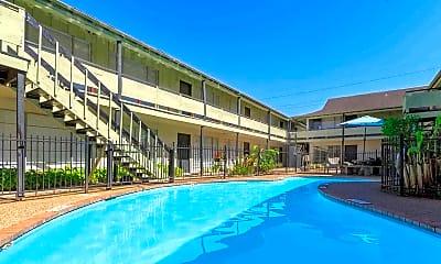Pool, Takara So Apartments, 0
