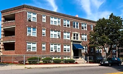 Building, Adams Templeton Apartments, 0