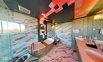 Bedroom, 3530 Piedmont Rd NE P1, 2