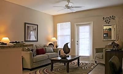Living Room, Booker Creek, 1