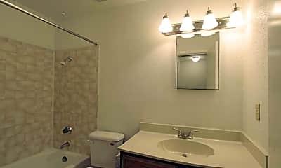 Bathroom, Spring Lake Lakehomes, 2