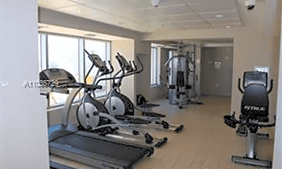 Fitness Weight Room, 1830 Meridian Ave, 2