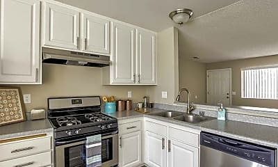 Kitchen, Westerly Shores Apartments, 1