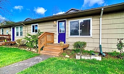 Building, 7339 SE Evergreen St, 0