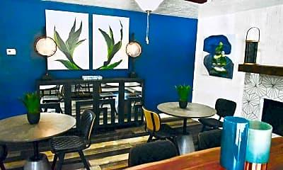 Dining Room, Montoro Apartments, 0