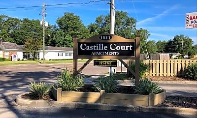 Castille Court Apartments, 1