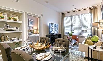 Living Room, Hanover Alewife, 1