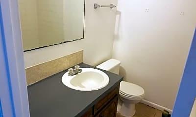 Bathroom, 1406 S Bailey St, 2