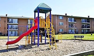 Playground, Hillside Heights, 2