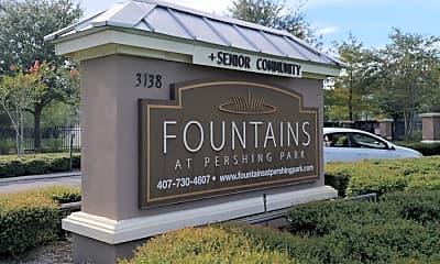 Fountains At Pershing Park, 1