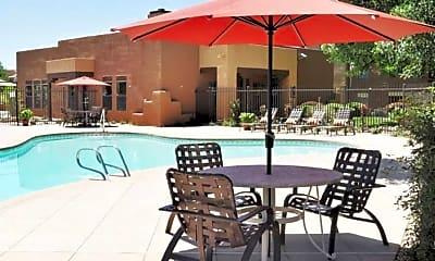 Pool, Rancho Carrera, 1