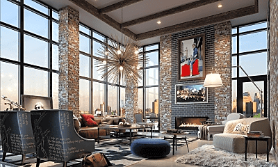 Living Room, 1 Wall Street Court, 2