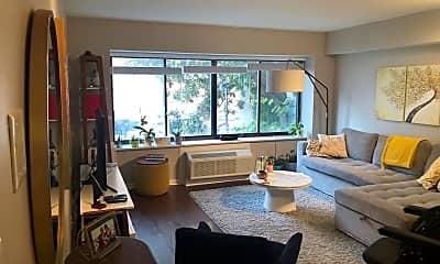 Living Room, 2405 I St NW 2C, 0