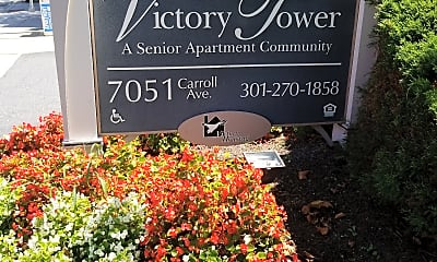 Victory Tower, 1