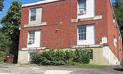 Building, 3035 Gilbert Ave., 2
