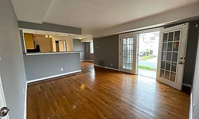 Living Room, 2512 Markham Ln 1, 2