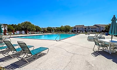 Pool, 4136 Breezewood Drive #201, 2