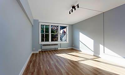 Living Room, 495 E 7th St 2G, 0