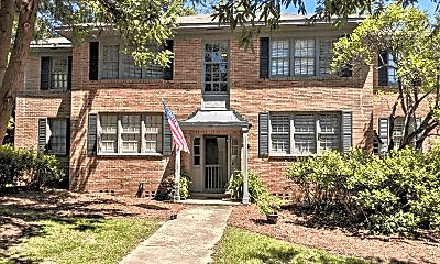 Building, 706 Adeline St, 1