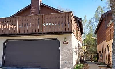 Building, 4714 Mills Dr, 2