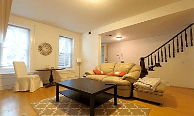 Living Room, 1260 W Lexington St, 1