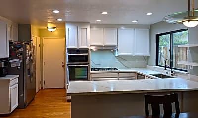 Kitchen, 265 Delphi Court, 1