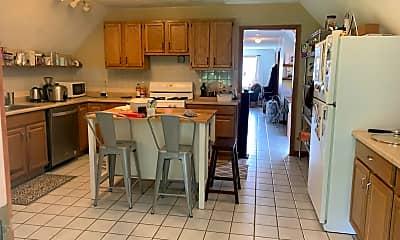 Kitchen, 51 Elm St, 1