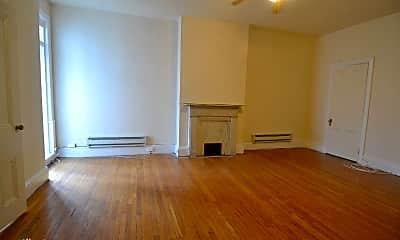 Living Room, 1734 Spruce St, 1