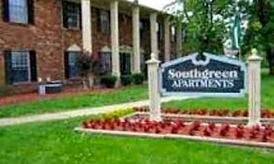 Community Signage, 5139 Southgreen Dr, 2