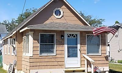 Building, 233 East Long Branch Avenue, 0