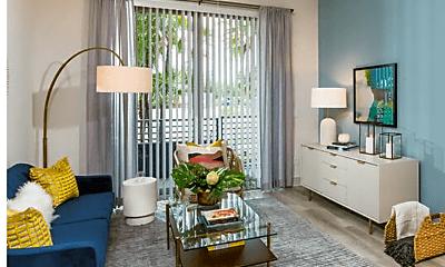 Living Room, 16325 Farm to Market Rd 1325, 1