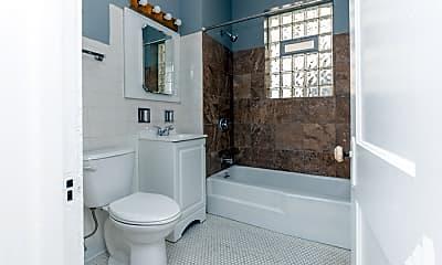 Bathroom, 3801 N Seeley Ave, 2