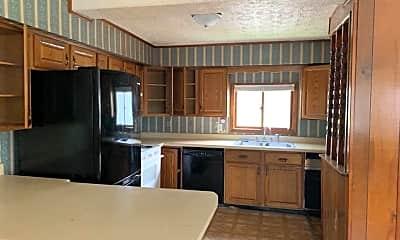 Kitchen, 138 Henton Rd, 1