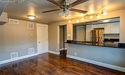 Living Room, 2702 N Cascade Ave 4, 1