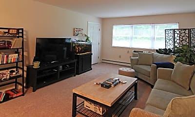 Living Room, Park Apartments, 0