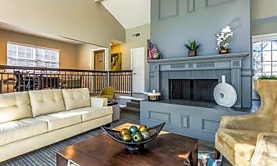 Living Room, Noel on the Parkway, 1