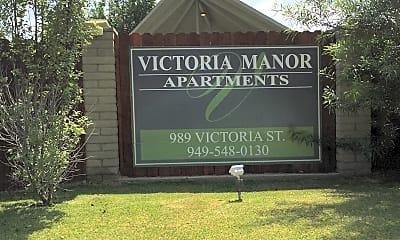 Victorica Manor, 1