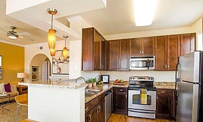 Kitchen, Tuscany at Faudree Apartments, 0