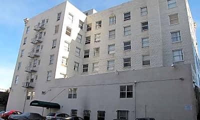 Harrison Street Apartments, 2