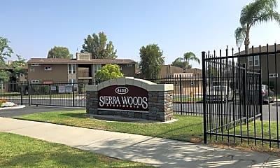 Sierra Woods Apartments, 1