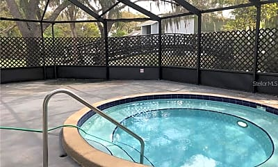 Pool, 4133 Dolphin Dr 4133, 2