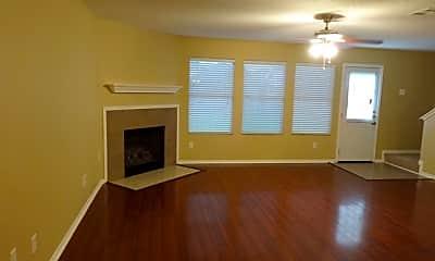 Living Room, 8019 Safflower Drive, 1
