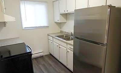 Kitchen, 1438 Rose St, 0