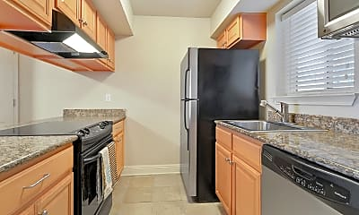 Kitchen, MetroView Condominiums, 0